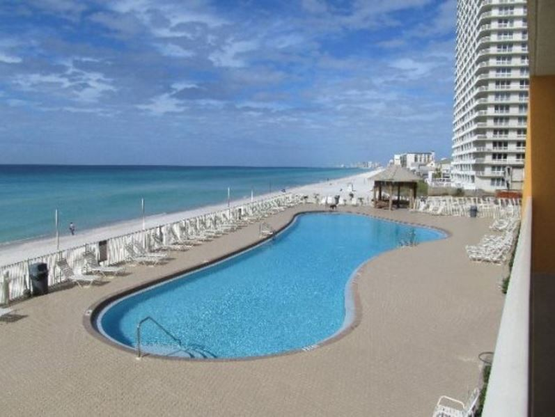 Treasure Island 2111 2 Bedrooms Wi-Fi Beachfront Sleeps 8 Condo rental in Treasure Island - Panama City Beach in Panama City Beach Florida - #20