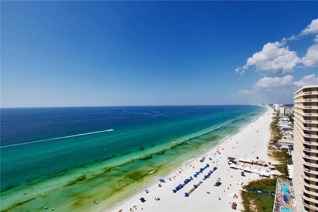 Treasure Island 2111 2 Bedrooms Wi-Fi Beachfront Sleeps 8 Condo rental in Treasure Island - Panama City Beach in Panama City Beach Florida - #23