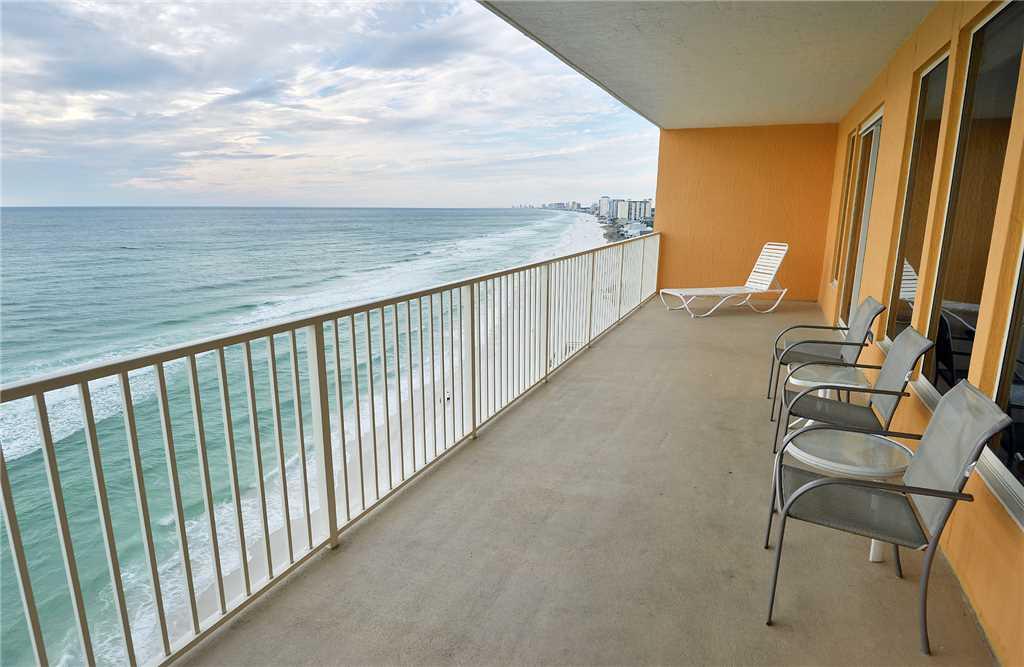 Treasure Island 901 3 Bedrooms Beachfront Pool Wi-Fi Sleeps 10 Condo rental in Treasure Island - Panama City Beach in Panama City Beach Florida - #1