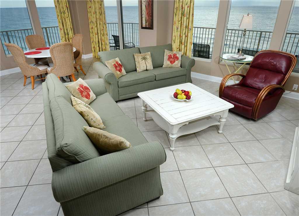 Treasure Island 901 3 Bedrooms Beachfront Pool Wi-Fi Sleeps 10 Condo rental in Treasure Island - Panama City Beach in Panama City Beach Florida - #3