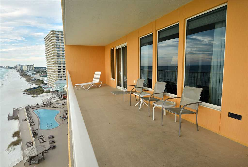Treasure Island 901 3 Bedrooms Beachfront Pool Wi-Fi Sleeps 10 Condo rental in Treasure Island - Panama City Beach in Panama City Beach Florida - #27