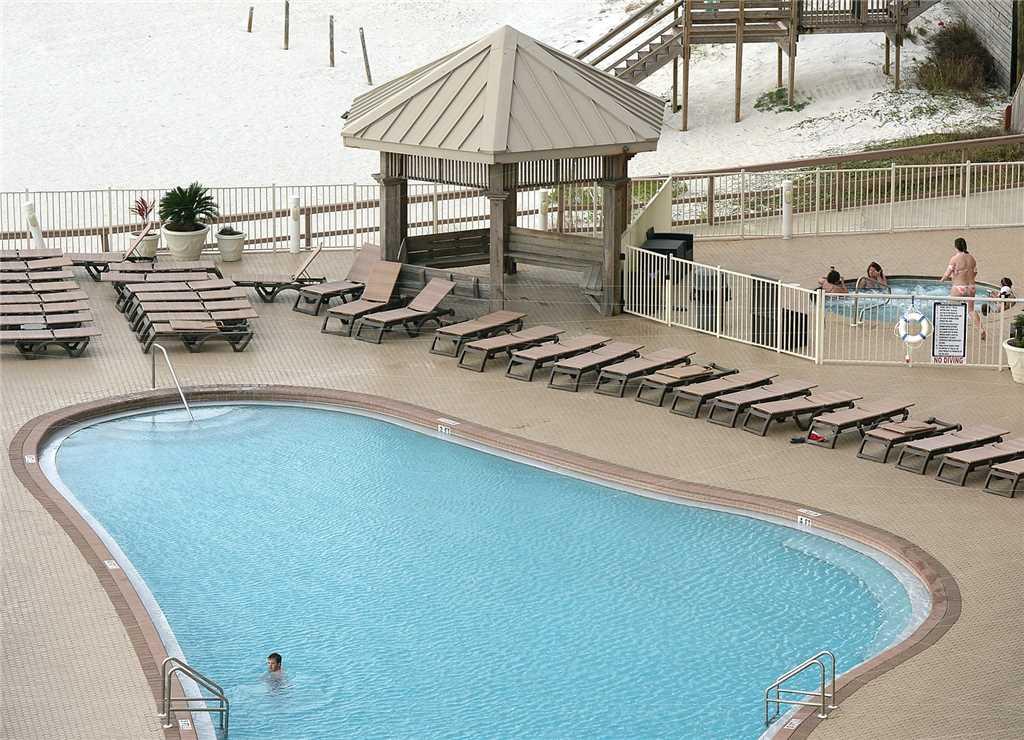 Treasure Island 901 3 Bedrooms Beachfront Pool Wi-Fi Sleeps 10 Condo rental in Treasure Island - Panama City Beach in Panama City Beach Florida - #29
