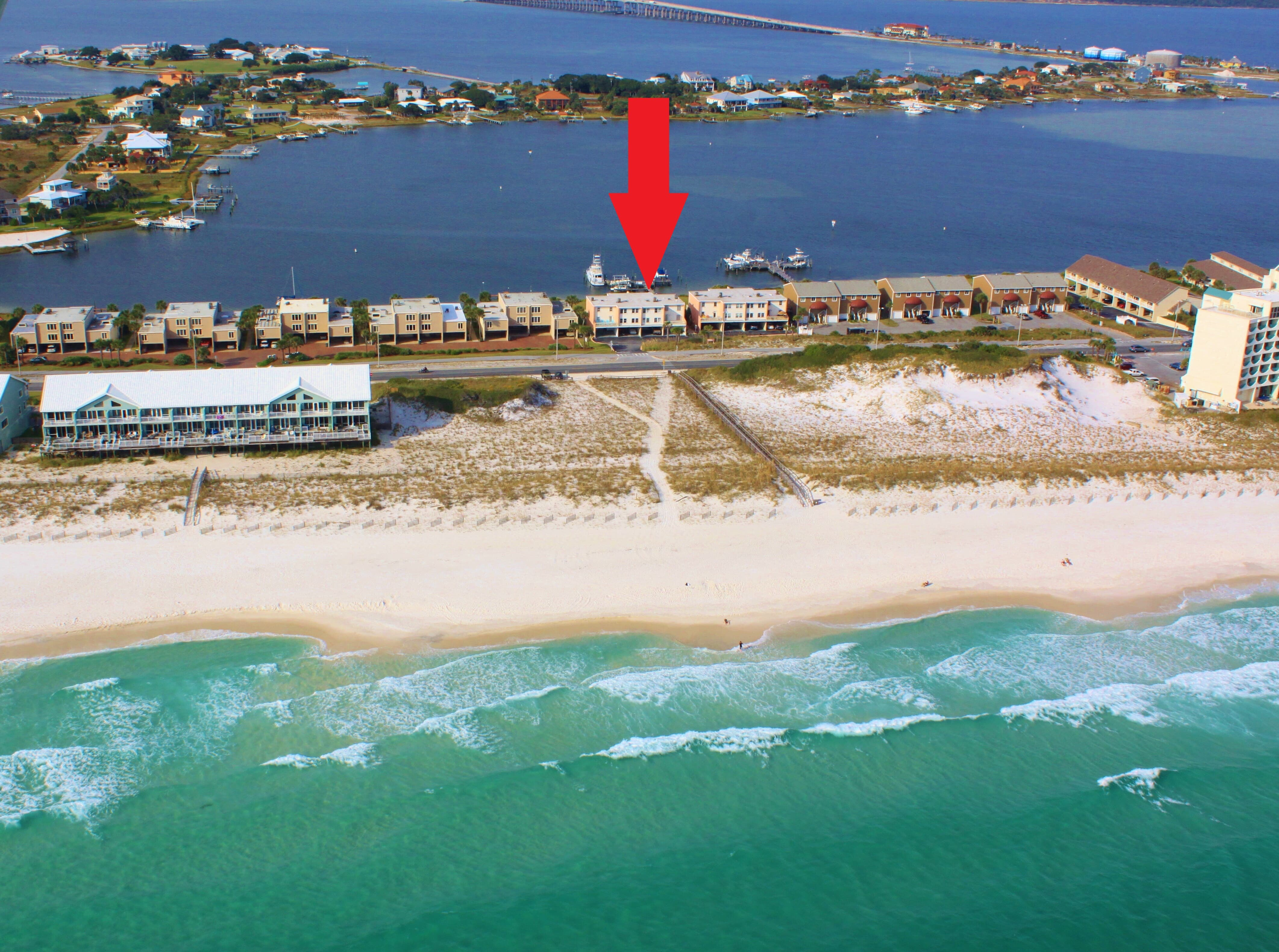 Treehouse #394 Townhouse rental in Treehouse Townhomes ~ Pensacola Beach Condo Rentals by BeachGuide in Pensacola Beach Florida - #1