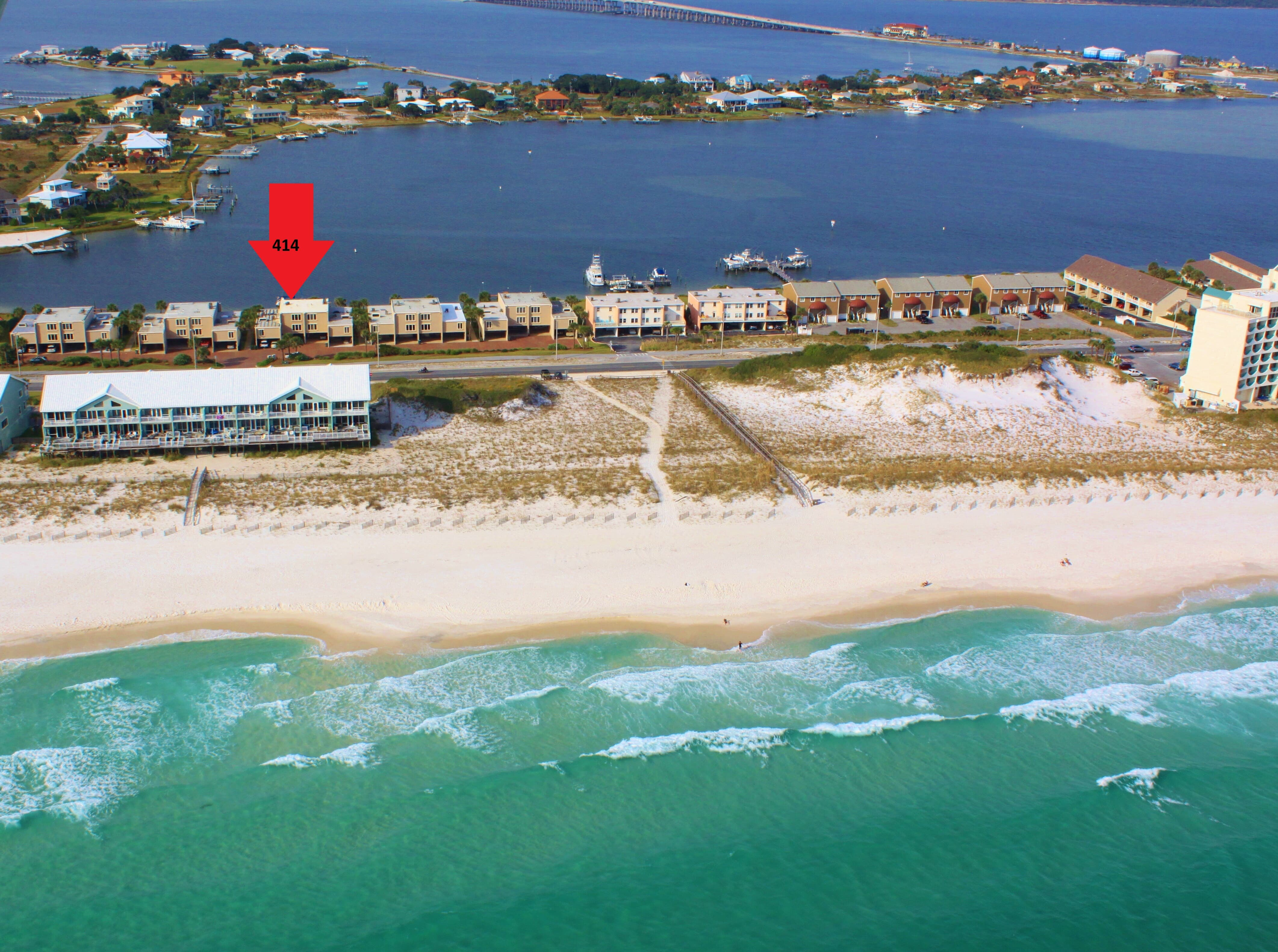 Treehouse #414 Townhouse rental in Treehouse Townhomes ~ Pensacola Beach Condo Rentals by BeachGuide in Pensacola Beach Florida - #3