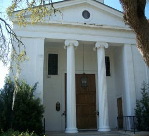 Trinity Episcopal Church in Apalachicola Florida