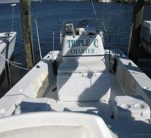 Triple C Charters in Orange Beach Alabama