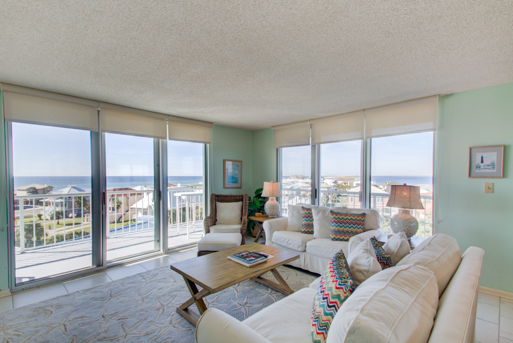 Tristan Towers #5B Condo rental in Tristan Towers ~ Pensacola Beach Condo Rentals by BeachGuide in Pensacola Beach Florida - #5