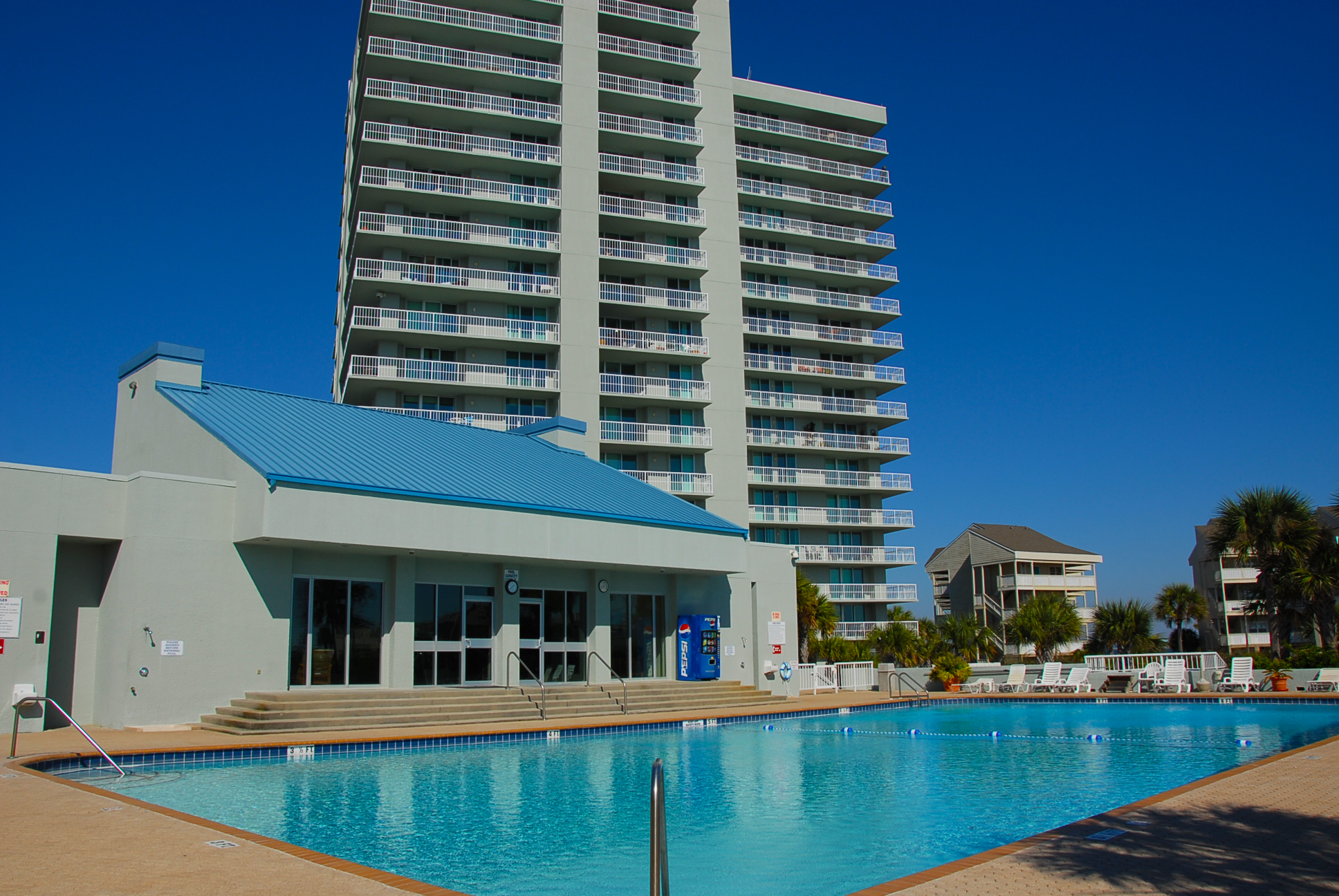Tristan Towers #5B Condo rental in Tristan Towers ~ Pensacola Beach Condo Rentals by BeachGuide in Pensacola Beach Florida - #43