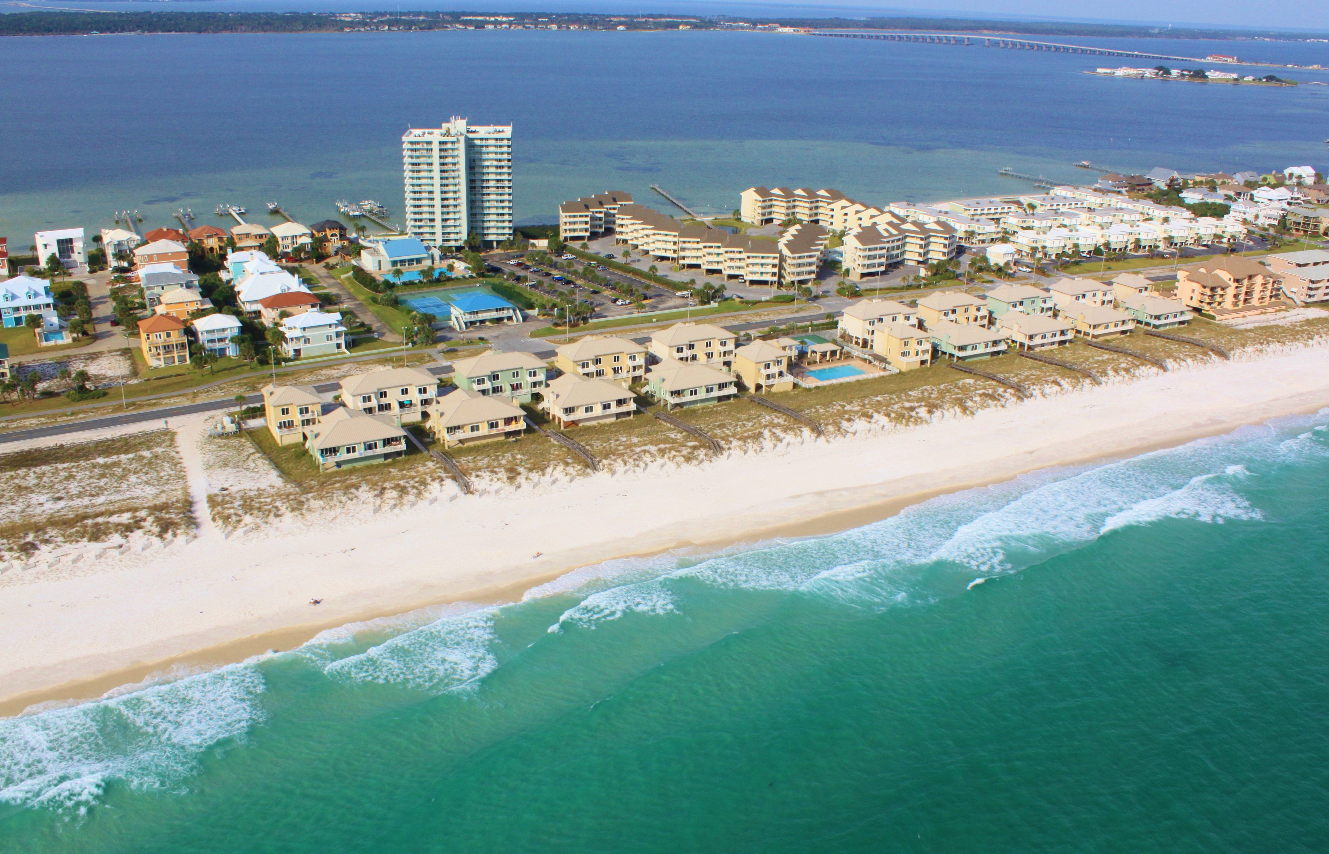 Tristan Towers #5B Condo rental in Tristan Towers ~ Pensacola Beach Condo Rentals by BeachGuide in Pensacola Beach Florida - #48