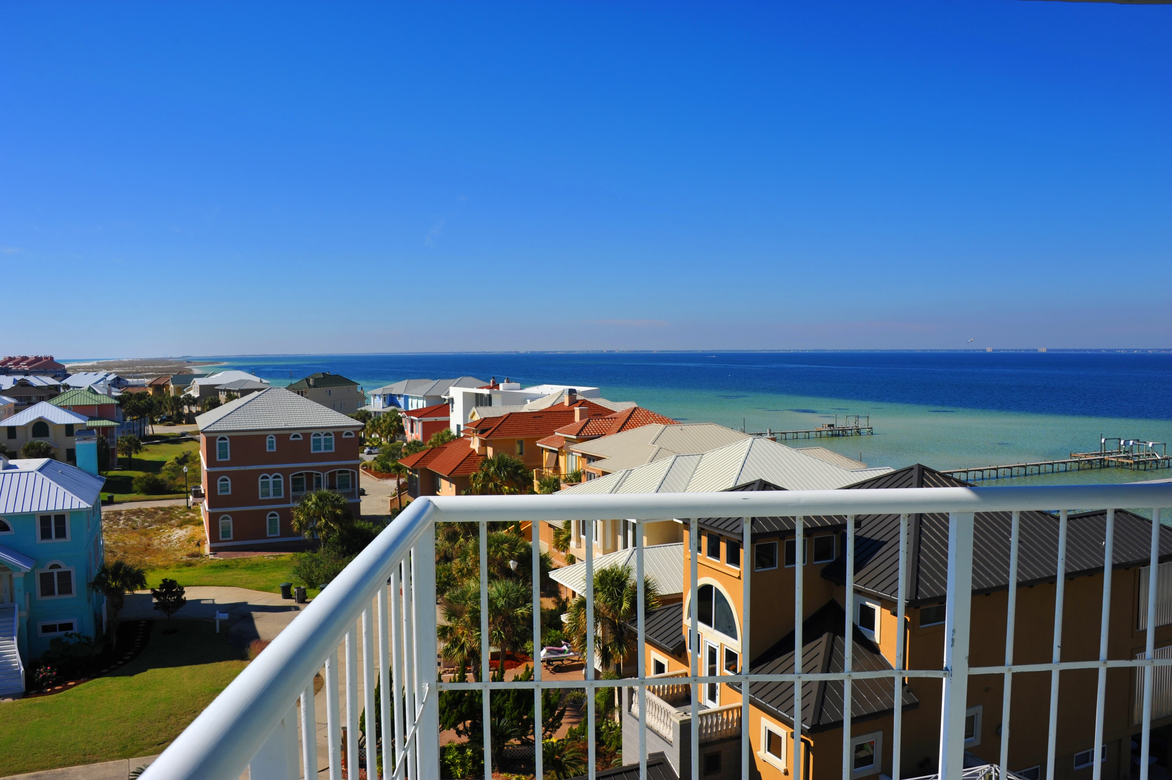 Tristan Towers #5B Condo rental in Tristan Towers ~ Pensacola Beach Condo Rentals by BeachGuide in Pensacola Beach Florida - #49
