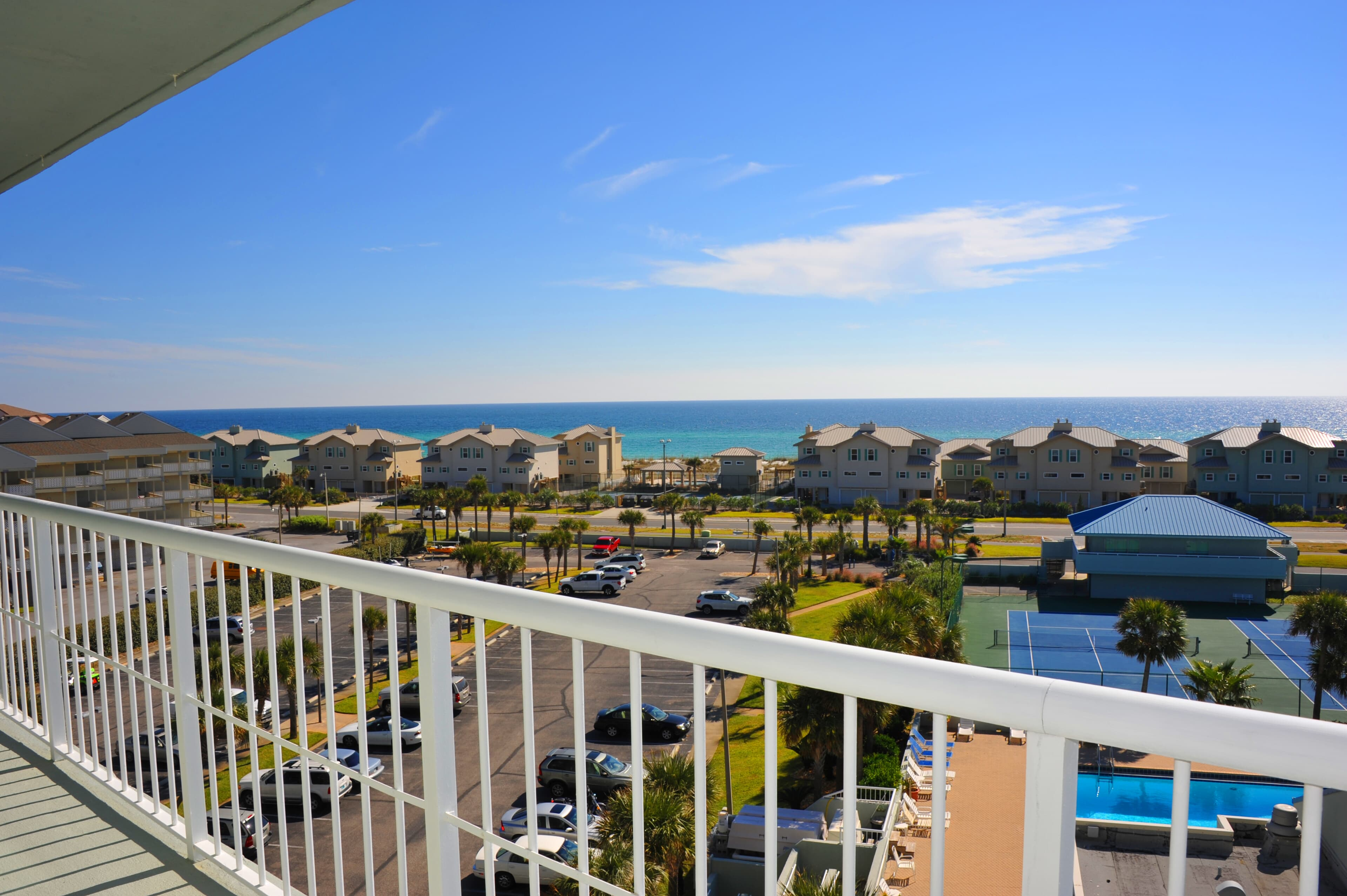 Tristan Towers #5B Condo rental in Tristan Towers ~ Pensacola Beach Condo Rentals by BeachGuide in Pensacola Beach Florida - #50