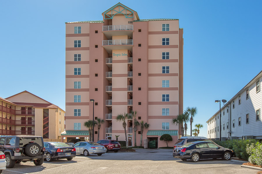 Tropic Isle #202 Condo rental in Tropic Isle in Gulf Shores Alabama - #21
