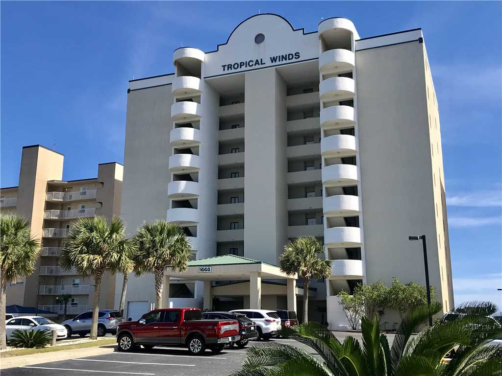 Tropical Winds 202 Condo rental in Tropical Winds Gulf Shores in Gulf Shores Alabama - #22