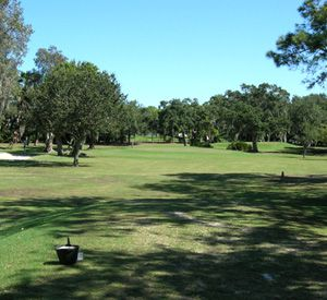 Twin Brooks Golf Course in St. Pete Beach Florida