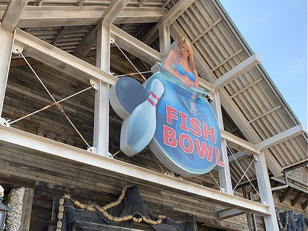 Uncle Buck's FishBowl and Grill in Destin Florida