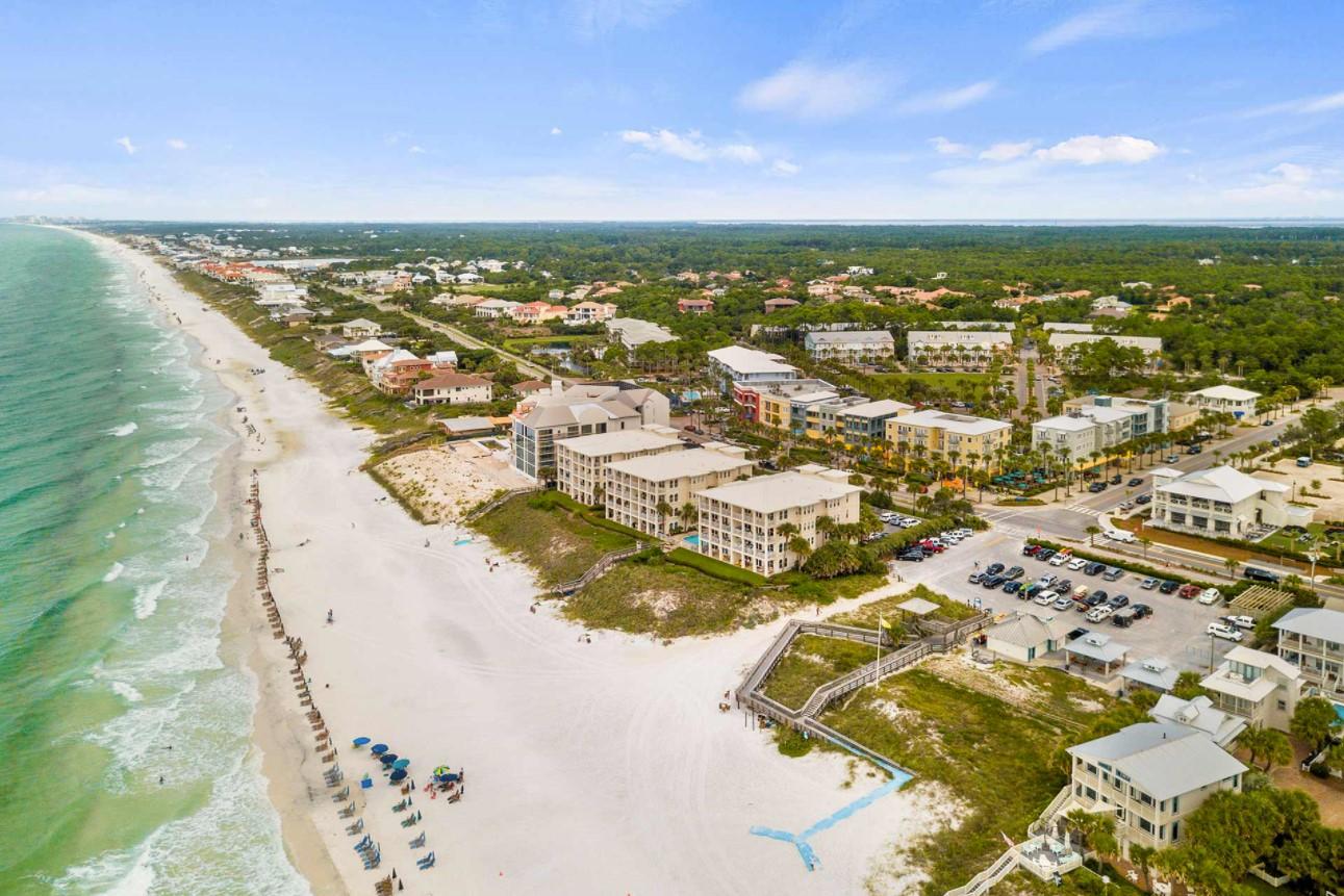 Villas at Santa Rosa Beach Rentals in Highway 30-A Florida Waterfront Beach