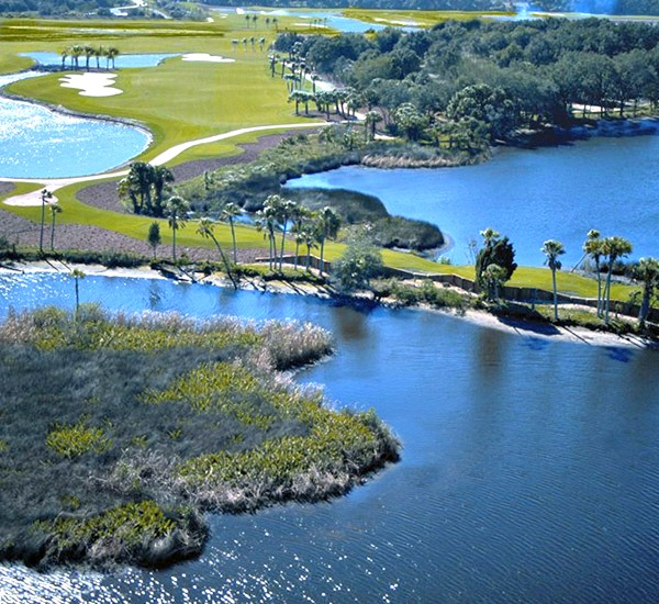 Waterlefe Golf Club in Anna Maria Island Florida