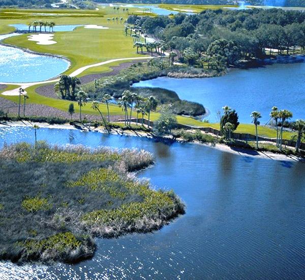 Waterlefe Golf Club in Anna Maria Island Florida