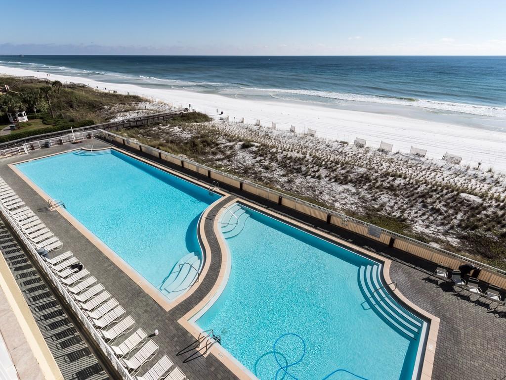 Waters Edge 508 Fort Walton Beach Florida Condo Rental