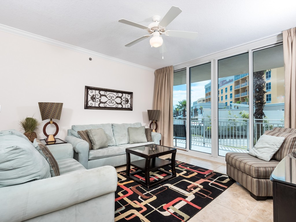 Waterscape A115H Condo rental in Waterscape Fort Walton Beach in Fort Walton Beach Florida - #1