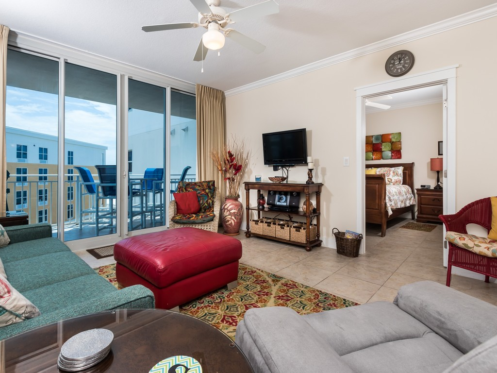 Waterscape A511 Condo rental in Waterscape Fort Walton Beach in Fort Walton Beach Florida - #1