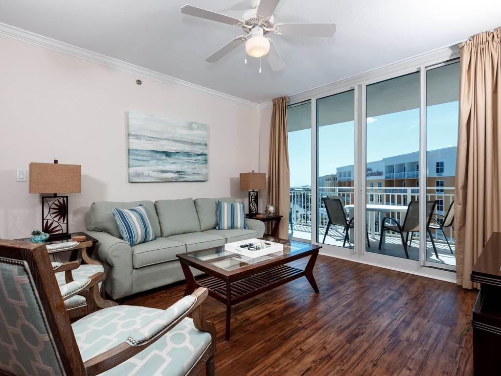 Waterscape A515 Condo rental in Waterscape Fort Walton Beach in Fort Walton Beach Florida - #1