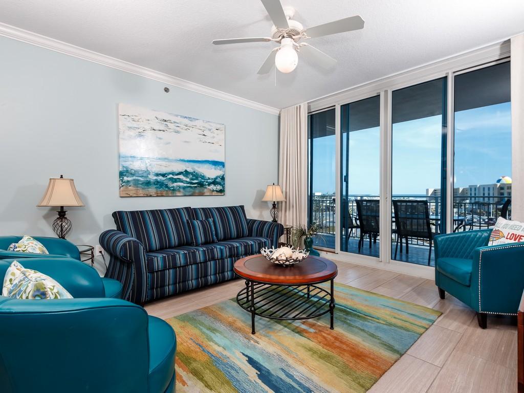 Waterscape A529 Condo rental in Waterscape Condo Rentals in Fort Walton Beach Florida - #1