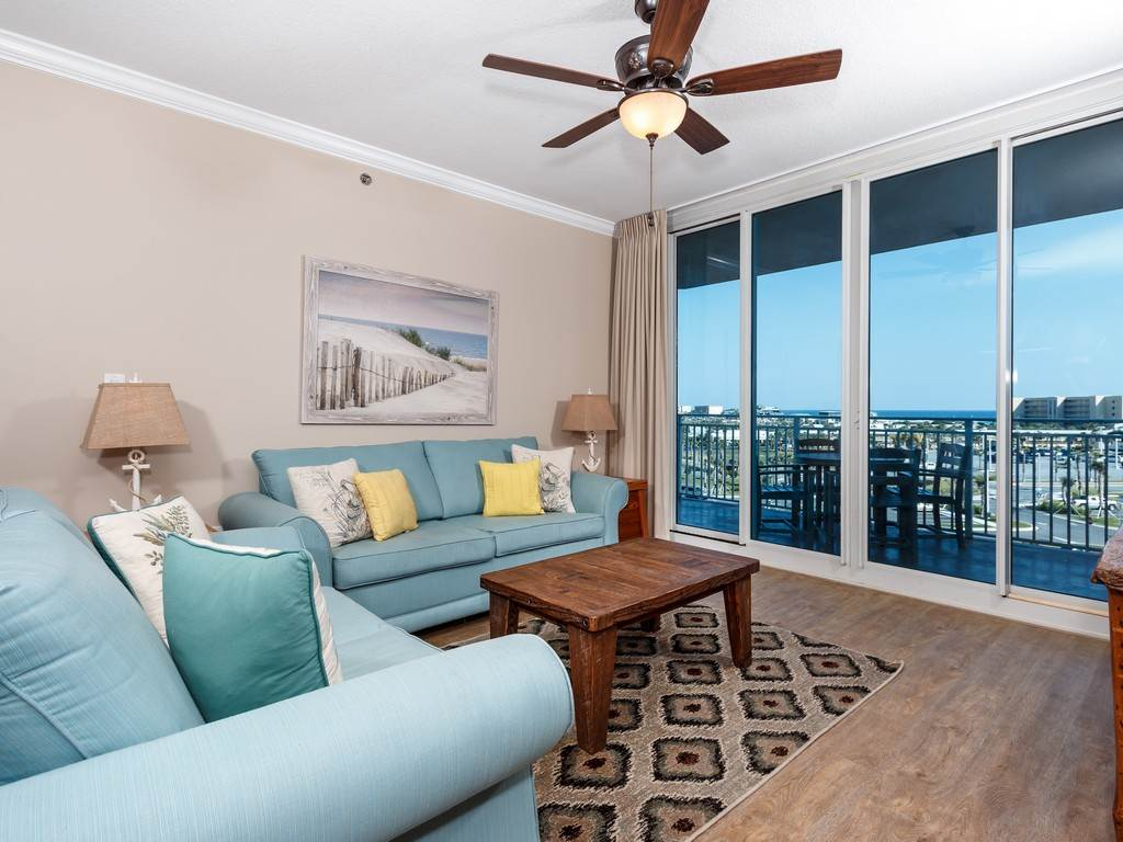 Waterscape A535 Condo rental in Waterscape Fort Walton Beach in Fort Walton Beach Florida - #1