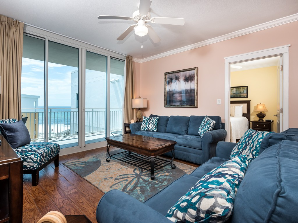 Waterscape A609 Condo rental in Waterscape Fort Walton Beach in Fort Walton Beach Florida - #1