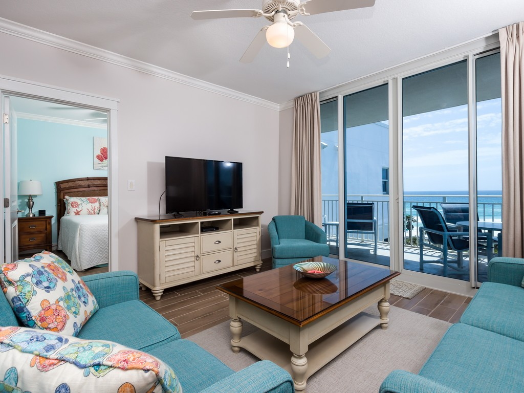 Waterscape A610 Condo rental in Waterscape Fort Walton Beach in Fort Walton Beach Florida - #1