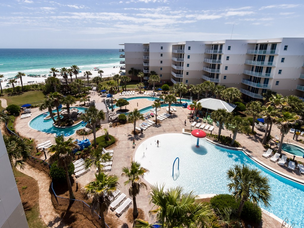 Waterscape A610 Condo rental in Waterscape Fort Walton Beach in Fort Walton Beach Florida - #6
