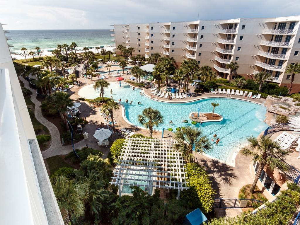 Waterscape A614 Condo rental in Waterscape Fort Walton Beach in Fort Walton Beach Florida - #22