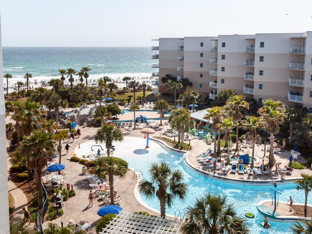 Waterscape A616 Condo rental in Waterscape Fort Walton Beach in Fort Walton Beach Florida - #14