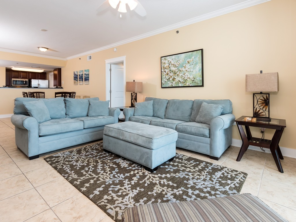 Waterscape A617 Condo rental in Waterscape Fort Walton Beach in Fort Walton Beach Florida - #3
