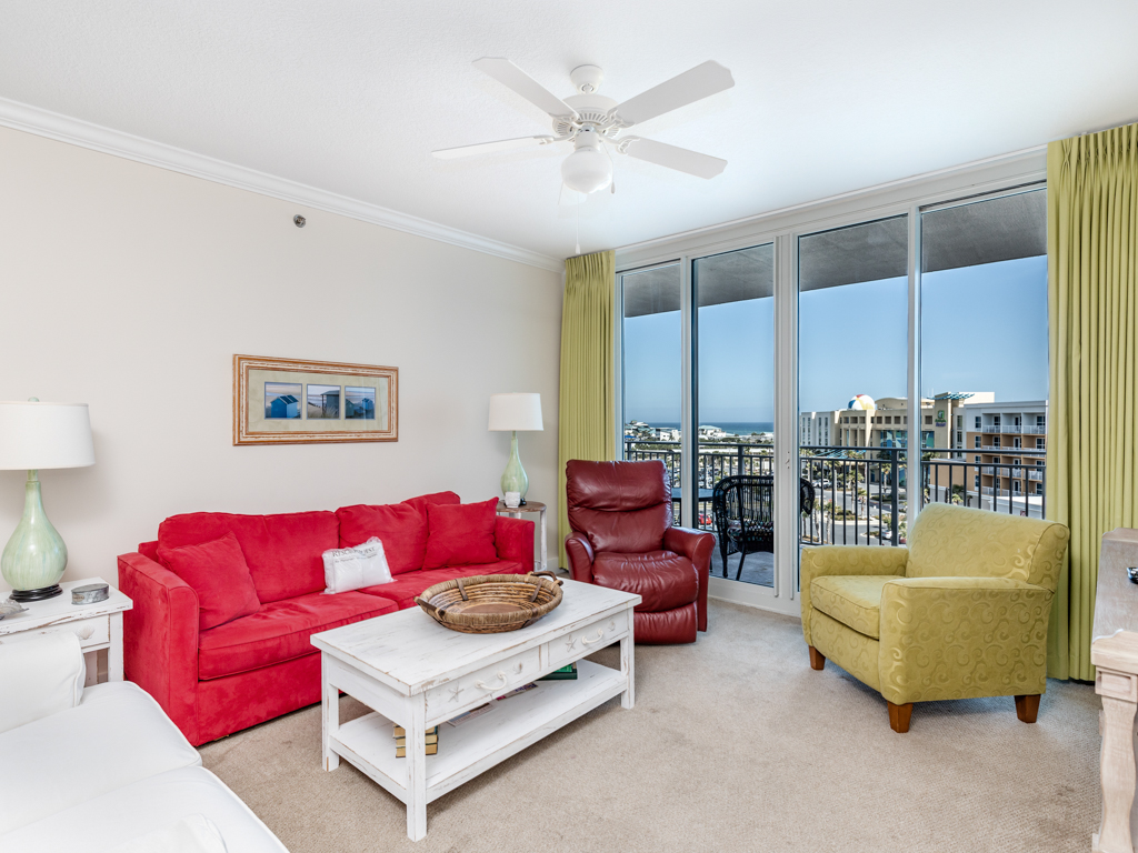 Waterscape A621H Condo rental in Waterscape Fort Walton Beach in Fort Walton Beach Florida - #1