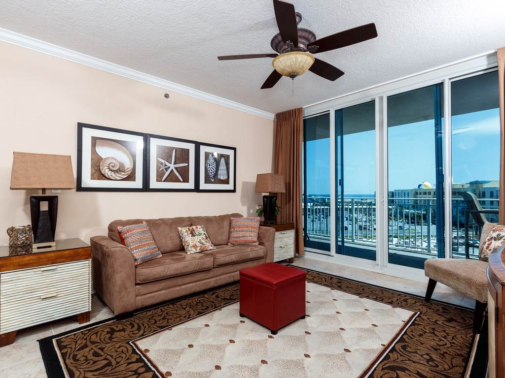 Waterscape A623 Condo rental in Waterscape Fort Walton Beach in Fort Walton Beach Florida - #2