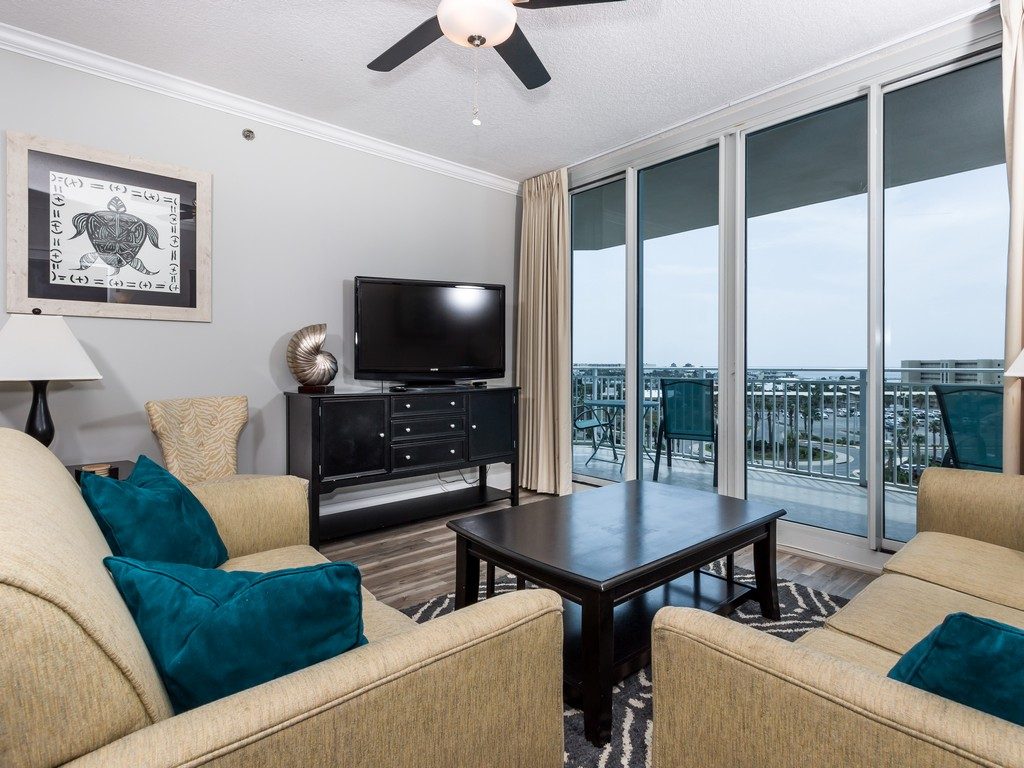 Waterscape A633 Condo rental in Waterscape Fort Walton Beach in Fort Walton Beach Florida - #2