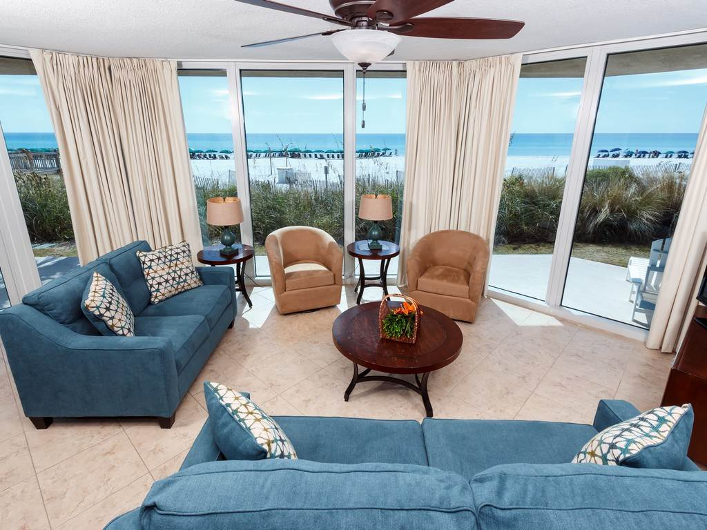 Waterscape B100 Condo rental in Waterscape Fort Walton Beach in Fort Walton Beach Florida - #1