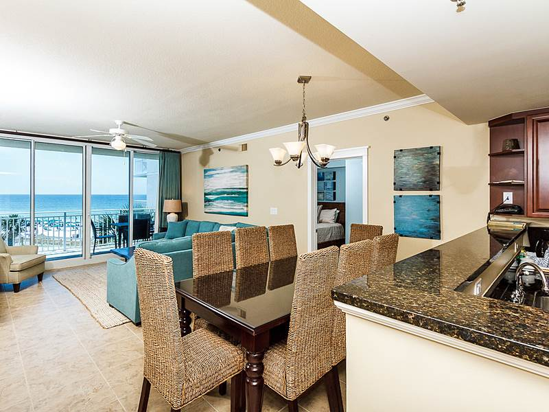 Waterscape B302 Condo rental in Waterscape Fort Walton Beach in Fort Walton Beach Florida - #3