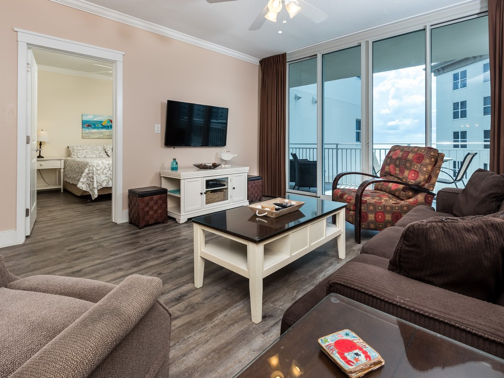 Waterscape B407H Condo rental in Waterscape Fort Walton Beach in Fort Walton Beach Florida - #1