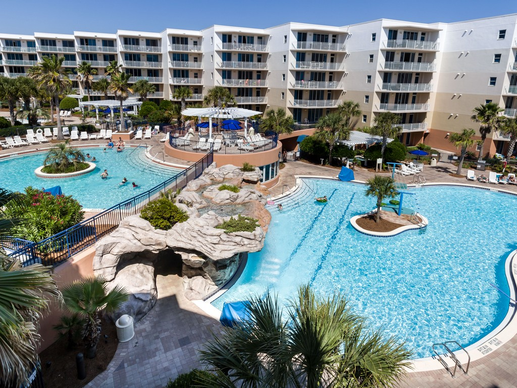Waterscape B412 Condo rental in Waterscape Fort Walton Beach in Fort Walton Beach Florida - #7