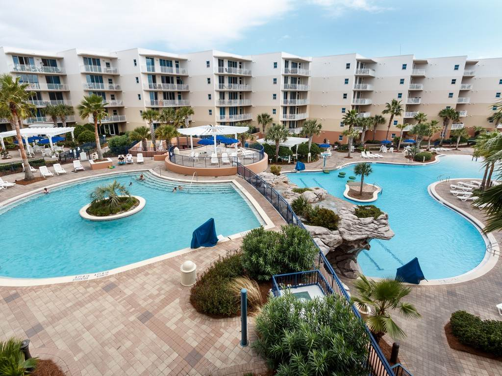 Waterscape B414 Condo rental in Waterscape Fort Walton Beach in Fort Walton Beach Florida - #6