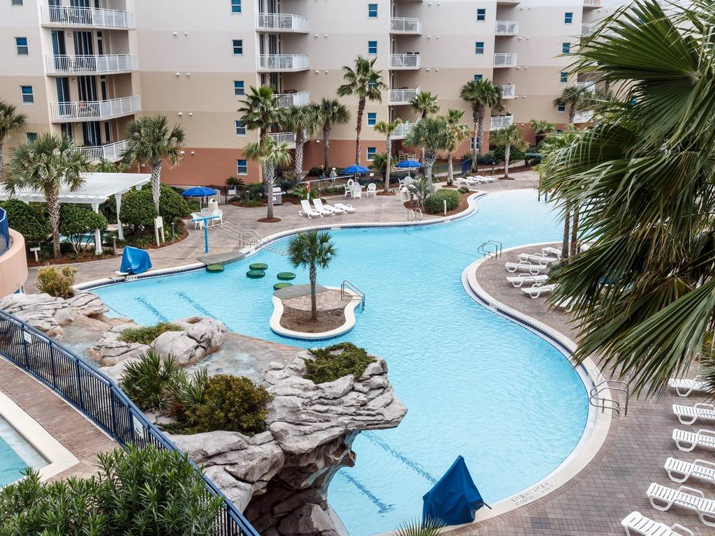 Waterscape B414 Condo rental in Waterscape Fort Walton Beach in Fort Walton Beach Florida - #7