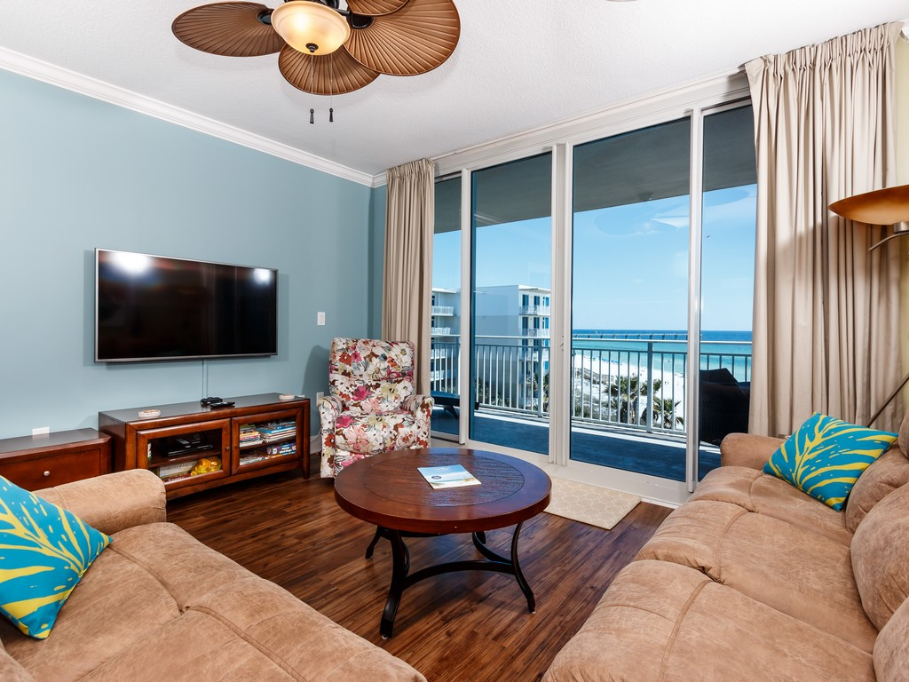 Waterscape B502 Condo rental in Waterscape Fort Walton Beach in Fort Walton Beach Florida - #2