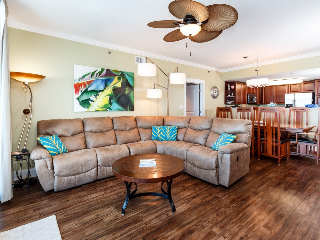 Waterscape B502 Condo rental in Waterscape Fort Walton Beach in Fort Walton Beach Florida - #3