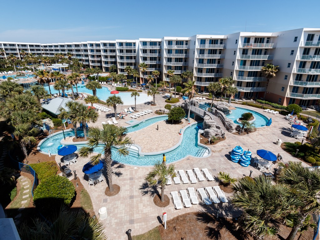 Waterscape B502 Condo rental in Waterscape Fort Walton Beach in Fort Walton Beach Florida - #8