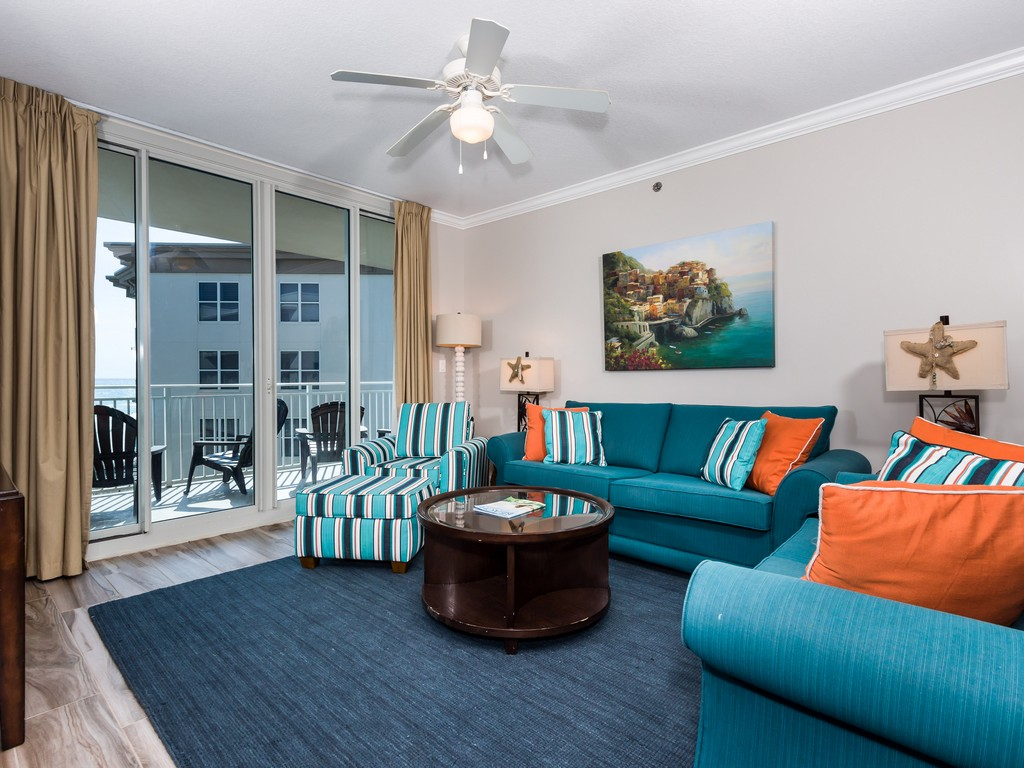 Waterscape B505 Condo rental in Waterscape Fort Walton Beach in Fort Walton Beach Florida - #2