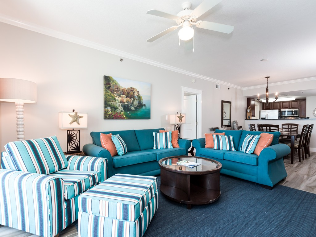 Waterscape B505 Condo rental in Waterscape Fort Walton Beach in Fort Walton Beach Florida - #3