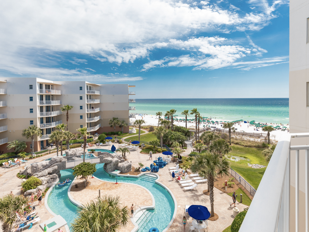 Waterscape B506 Condo rental in Waterscape Fort Walton Beach in Fort Walton Beach Florida - #3