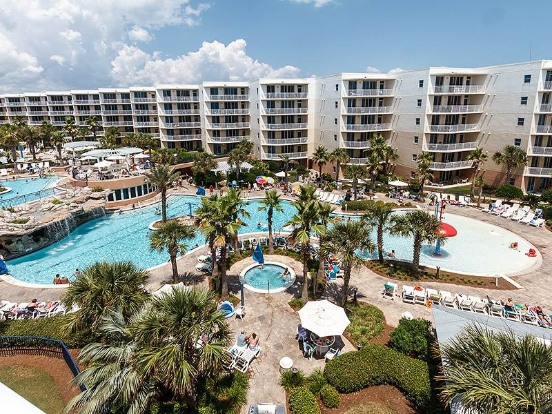 Waterscape B508 Condo rental in Waterscape Fort Walton Beach in Fort Walton Beach Florida - #24